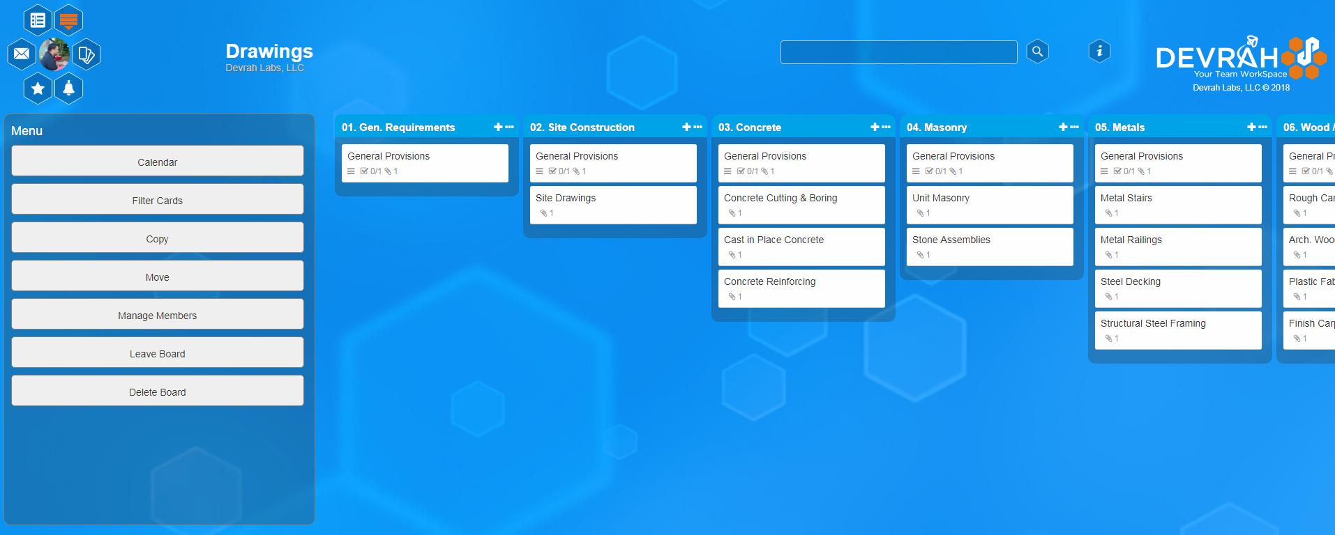 Simple Collaborative Cloud Document Control